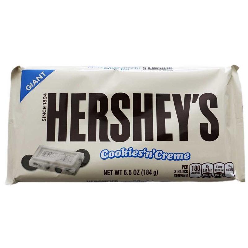 Pack 2 Chocolatinas Hershey's Cookies 'n' Creme