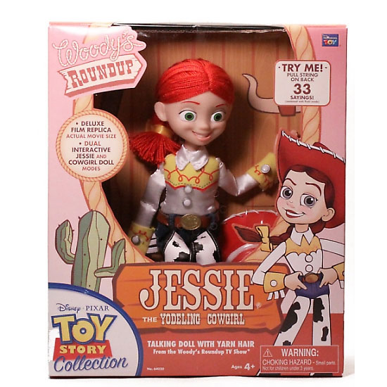 Figura Ed Coleccionista Jessie Toy Story a81c85db1d7