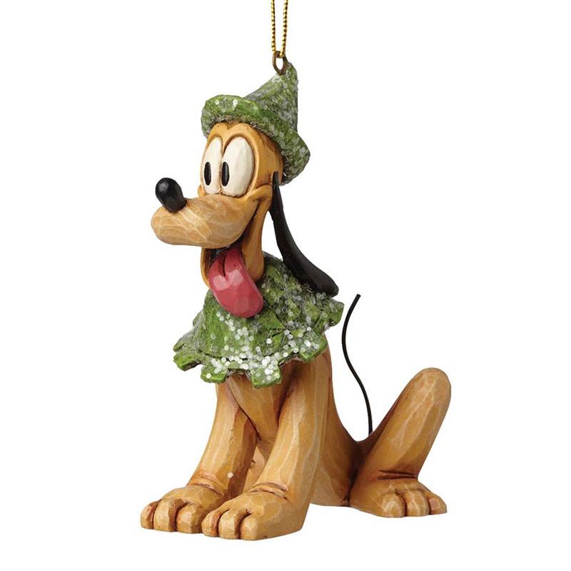 Adorno Árbol de Navidad Pluto Disney Xmas