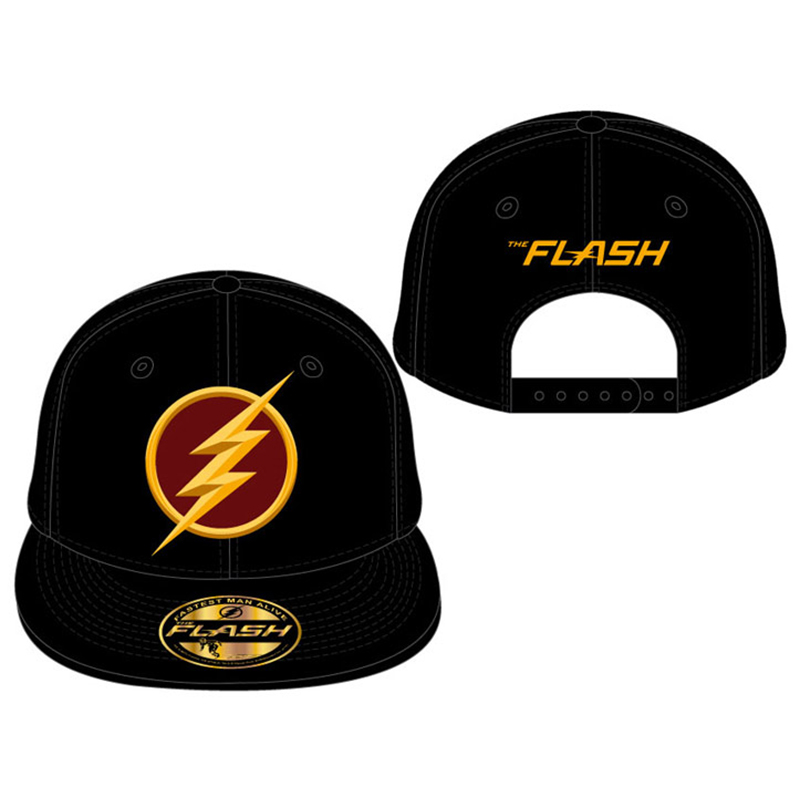 Gorra The Flash Logo Serie DC Comics b7d22d3ef3a