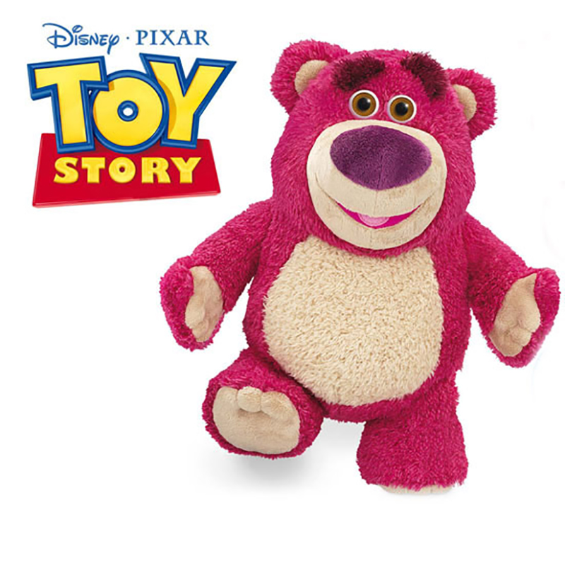 peluche oso lotso toy story. Black Bedroom Furniture Sets. Home Design Ideas
