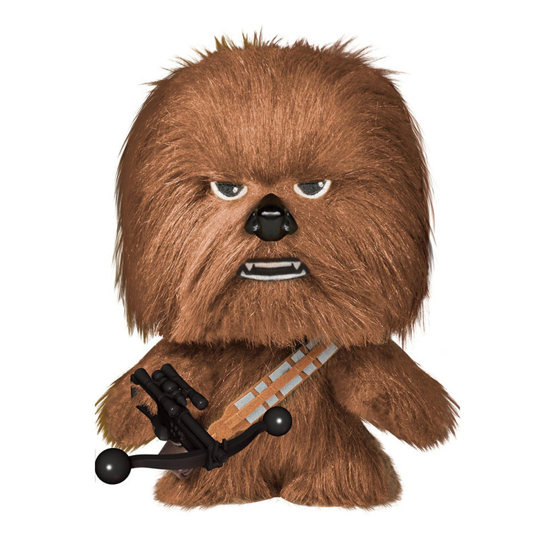 peluche chewbacca star wars. Black Bedroom Furniture Sets. Home Design Ideas