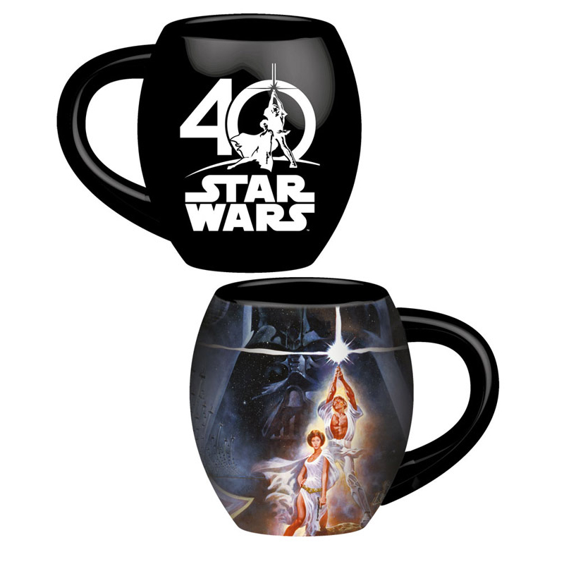 Taza 40 Aniversario Star Wars