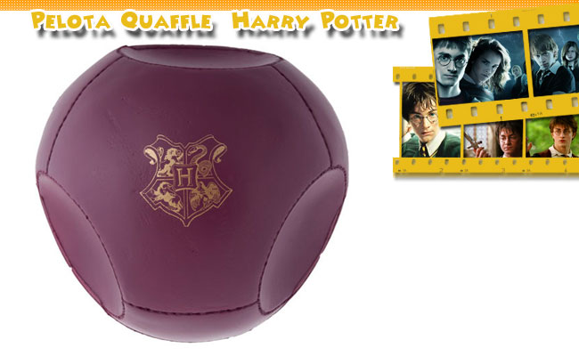 Pelota Quaffle Harry Potter